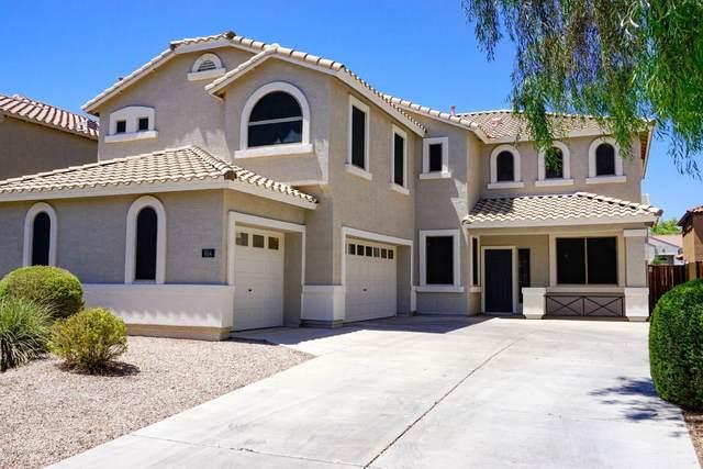 954 E Shari Street, San Tan Valley, AZ 85140 (MLS #6097764) :: My Home Group