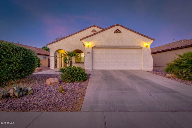 2243 N Brigadier Drive, Florence, AZ 85132 (MLS #6097767) :: The Bill and Cindy Flowers Team
