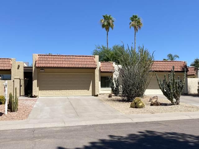 18228 N 25TH Way, Phoenix, AZ 85032 (MLS #6097792) :: The Laughton Team