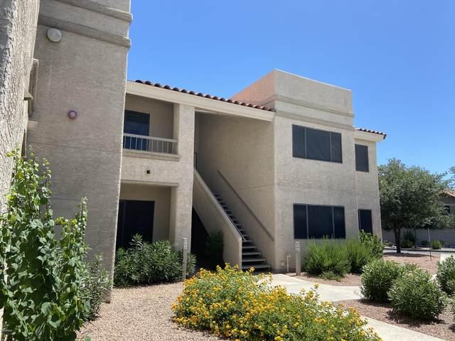 9450 N 95TH Street #101, Scottsdale, AZ 85258 (MLS #6097801) :: Arizona Home Group