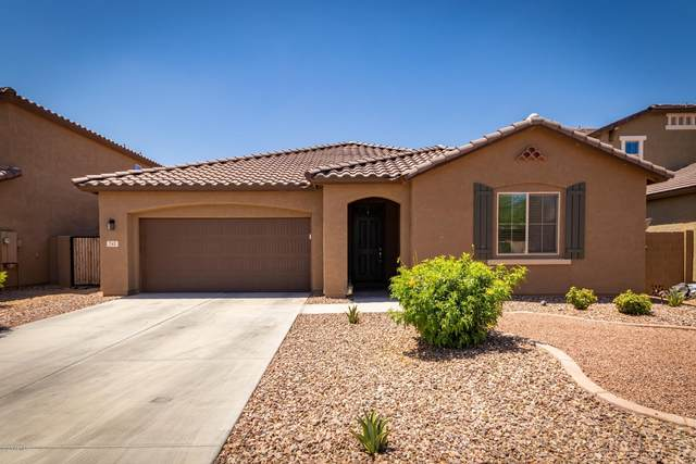 743 W Desert Hollow Drive, San Tan Valley, AZ 85143 (MLS #6097802) :: neXGen Real Estate