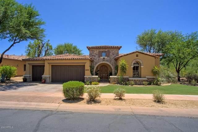 9239 E Mountain Spring Road, Scottsdale, AZ 85255 (MLS #6097805) :: Nate Martinez Team