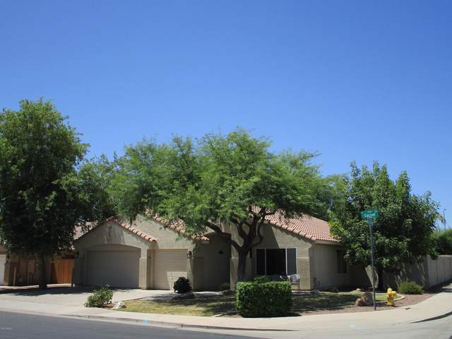 5564 E Garnet Avenue, Mesa, AZ 85206 (MLS #6097820) :: The Bill and Cindy Flowers Team