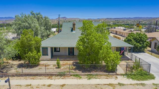 339 N Jefferson Street, Wickenburg, AZ 85390 (MLS #6097824) :: Riddle Realty Group - Keller Williams Arizona Realty