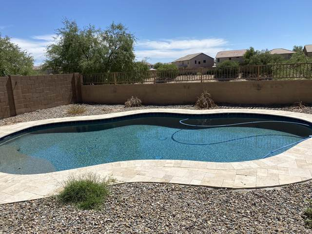 19111 N Leland Road, Maricopa, AZ 85138 (MLS #6097831) :: Arizona Home Group