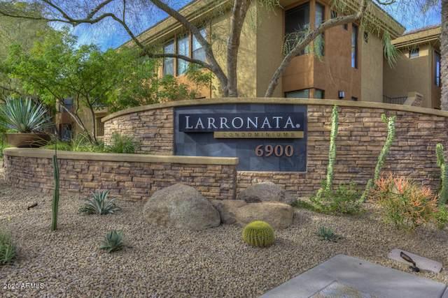 6900 E Princess Drive #1206, Phoenix, AZ 85054 (MLS #6097832) :: Brett Tanner Home Selling Team