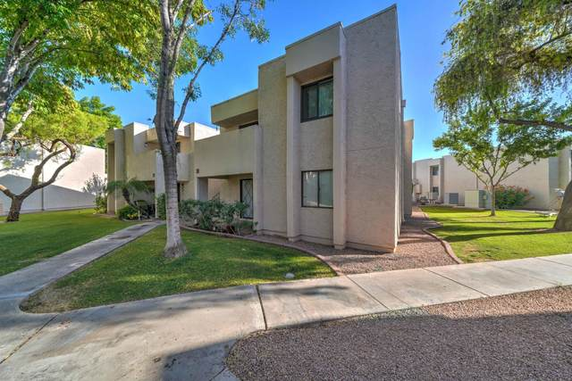 1920 W Lindner Avenue #147, Mesa, AZ 85202 (MLS #6097836) :: Brett Tanner Home Selling Team