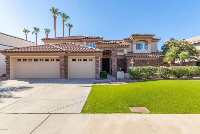 5878 W Del Lago Circle, Glendale, AZ 85308 (MLS #6097837) :: Nate Martinez Team