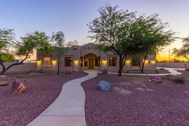 11406 S 194TH Drive, Buckeye, AZ 85326 (MLS #6097838) :: Klaus Team Real Estate Solutions
