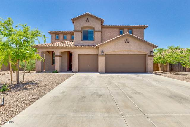 11143 E Roselle Avenue, Mesa, AZ 85212 (MLS #6097879) :: The Bill and Cindy Flowers Team
