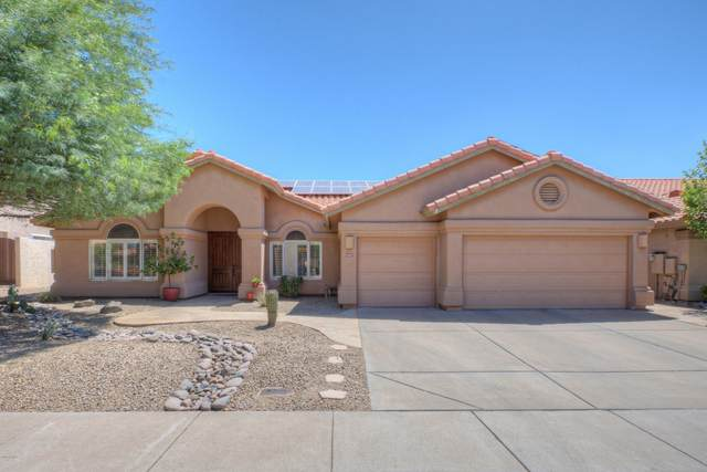 15417 S 25TH Place, Phoenix, AZ 85048 (MLS #6097882) :: Brett Tanner Home Selling Team