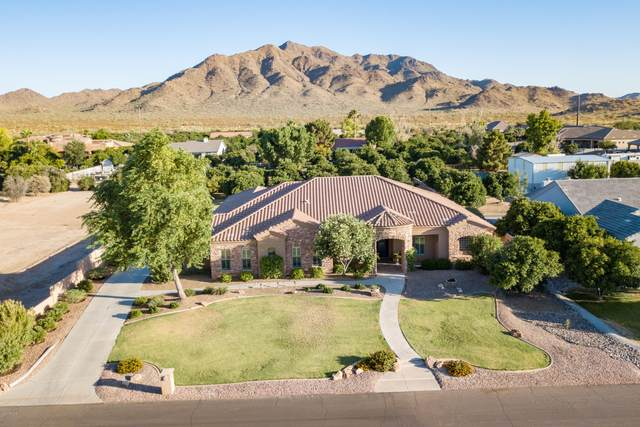 3681 E Sunnydale Drive, Queen Creek, AZ 85142 (MLS #6097883) :: Kepple Real Estate Group