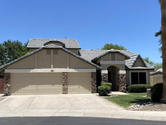 220 E Baylor Lane, Gilbert, AZ 85296 (MLS #6097889) :: Scott Gaertner Group