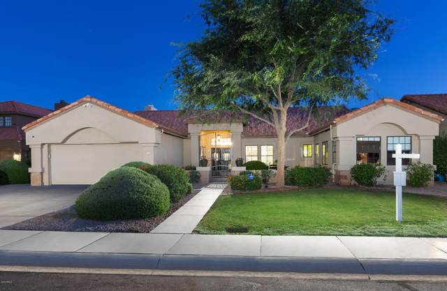 5811 E Grandview Road, Scottsdale, AZ 85254 (MLS #6097894) :: Brett Tanner Home Selling Team