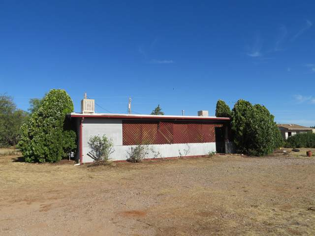 5452 S San Pedro Avenue, Sierra Vista, AZ 85650 (MLS #6097913) :: Service First Realty