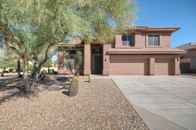 6102 E Smokehouse Trail, Scottsdale, AZ 85266 (MLS #6097933) :: Riddle Realty Group - Keller Williams Arizona Realty