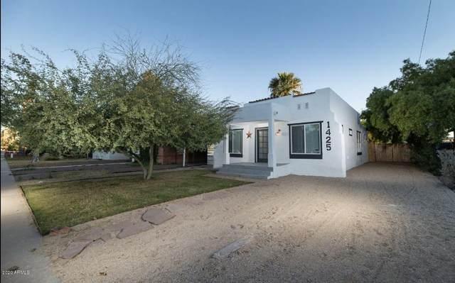 1425 E Edgemont Avenue, Phoenix, AZ 85006 (MLS #6097938) :: Yost Realty Group at RE/MAX Casa Grande