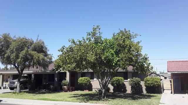 824 N Los Olivos Drive, Goodyear, AZ 85338 (MLS #6097943) :: Yost Realty Group at RE/MAX Casa Grande