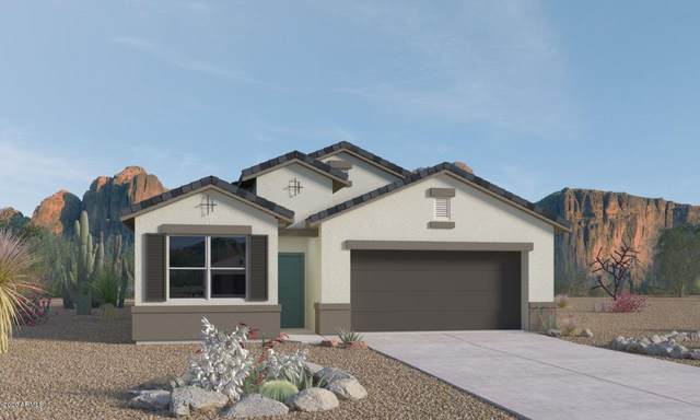 4631 W Orange Avenue, Coolidge, AZ 85128 (MLS #6097946) :: Devor Real Estate Associates