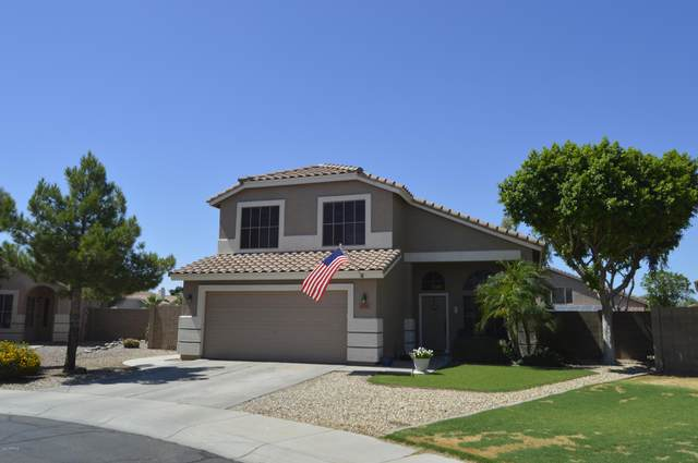 17113 N Catherine Court, Surprise, AZ 85374 (MLS #6097947) :: Brett Tanner Home Selling Team