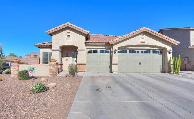 21669 N Sunset Drive, Maricopa, AZ 85139 (MLS #6097952) :: Arizona 1 Real Estate Team