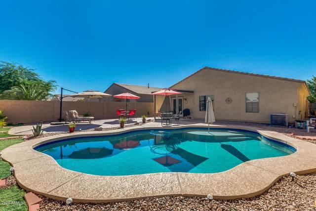 42309 W Balsa Drive, Maricopa, AZ 85138 (MLS #6097961) :: neXGen Real Estate