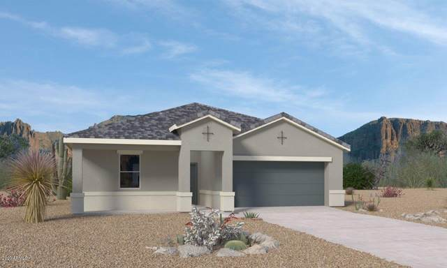 4631 W Ginger Avenue, Coolidge, AZ 85128 (MLS #6097966) :: Devor Real Estate Associates