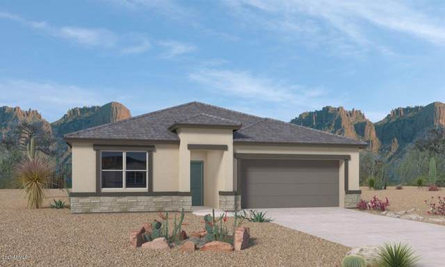 4625 W Dill Avenue, Coolidge, AZ 85128 (MLS #6097968) :: Devor Real Estate Associates