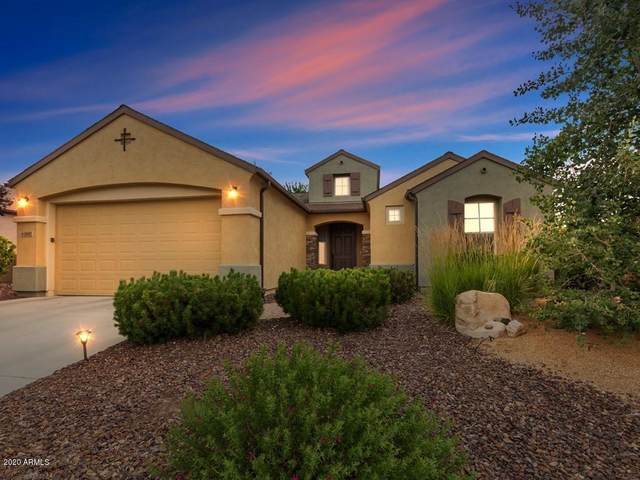 1052 N Hobble Strap Street, Prescott Valley, AZ 86314 (MLS #6097978) :: Brett Tanner Home Selling Team