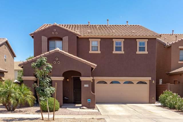 4457 E Oxford Lane, Gilbert, AZ 85295 (MLS #6097990) :: Conway Real Estate