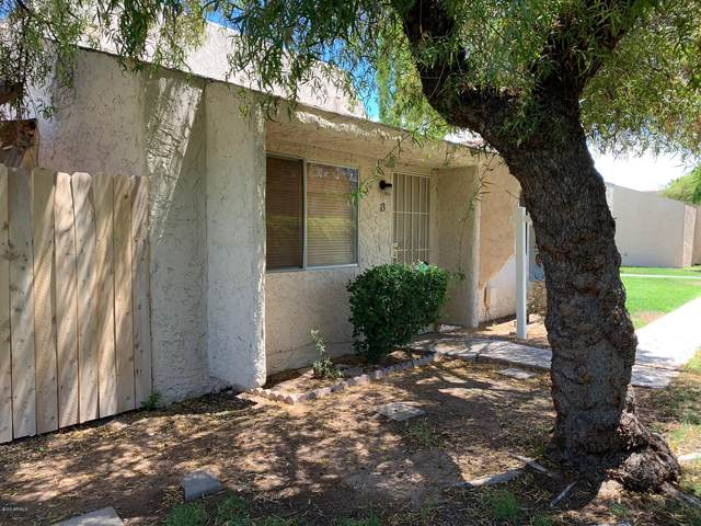 2221 W Farmdale Avenue #13, Mesa, AZ 85202 (MLS #6098003) :: The Bill and Cindy Flowers Team