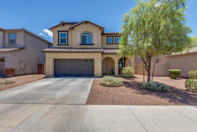 3911 E Narrowleaf Drive, Gilbert, AZ 85298 (MLS #6098015) :: My Home Group