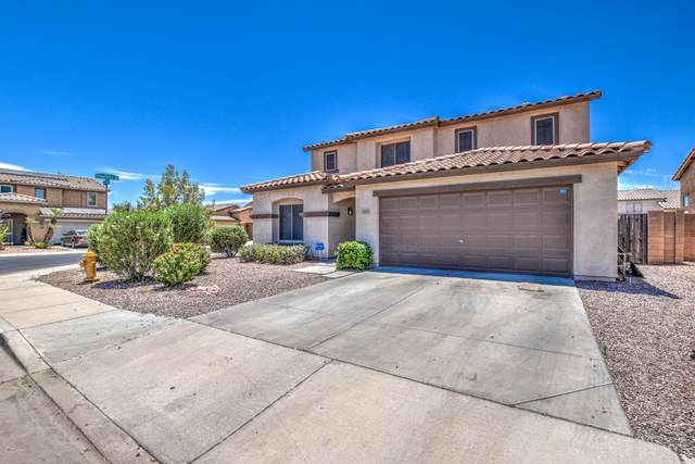 25657 W Blue Sky Way, Buckeye, AZ 85326 (MLS #6098023) :: Kepple Real Estate Group