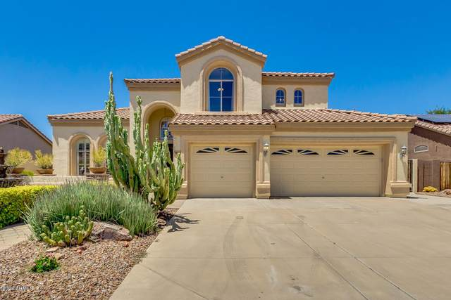 2920 E Millbrae Lane, Gilbert, AZ 85234 (MLS #6098054) :: Arizona 1 Real Estate Team