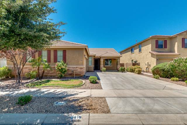 3819 E Phelps Street, Gilbert, AZ 85295 (MLS #6098067) :: Arizona 1 Real Estate Team