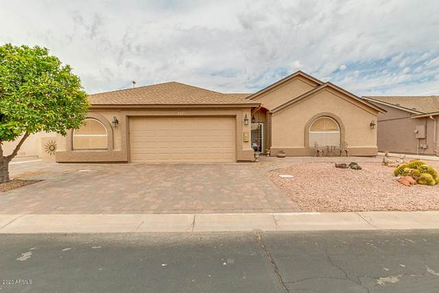 6420 S Pebble Beach Drive, Chandler, AZ 85249 (MLS #6098068) :: The C4 Group