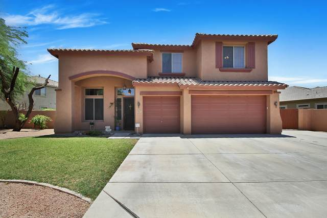 2521 S Dragoon Drive, Chandler, AZ 85286 (MLS #6098069) :: The Luna Team