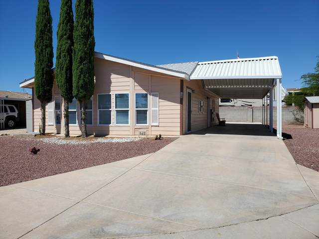 1030 S Barrel Cactus Ridge #130, Benson, AZ 85602 (MLS #6098074) :: The Bill and Cindy Flowers Team