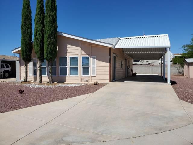 1030 S Barrel Cactus Ridge #130, Benson, AZ 85602 (MLS #6098074) :: Arizona Home Group