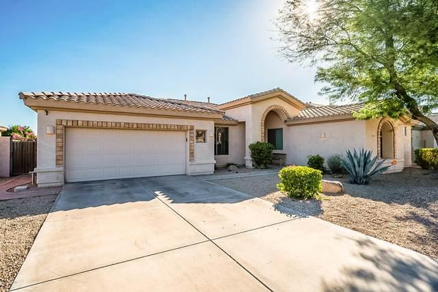 14669 W Hillside Street, Goodyear, AZ 85395 (MLS #6098087) :: The Laughton Team