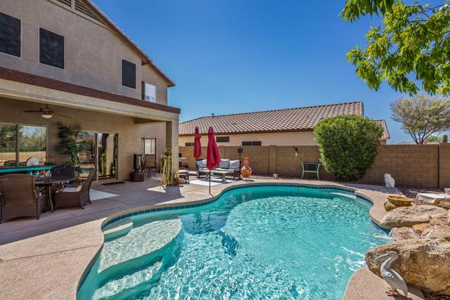 3447 W Webster Court, Anthem, AZ 85086 (MLS #6098091) :: The Results Group