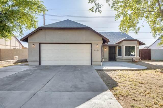 4624 N 90TH Drive, Phoenix, AZ 85037 (MLS #6098096) :: Lifestyle Partners Team