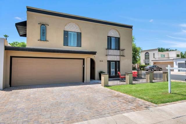 3518 N 25TH Place, Phoenix, AZ 85016 (MLS #6098110) :: Brett Tanner Home Selling Team