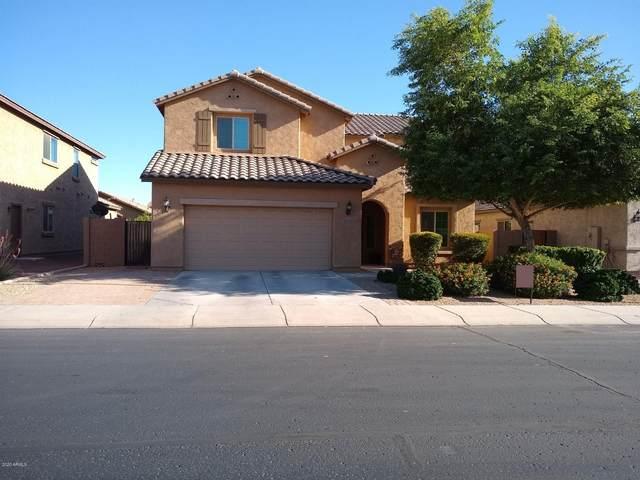10901 E Shepperd Avenue, Mesa, AZ 85212 (MLS #6098112) :: The Laughton Team