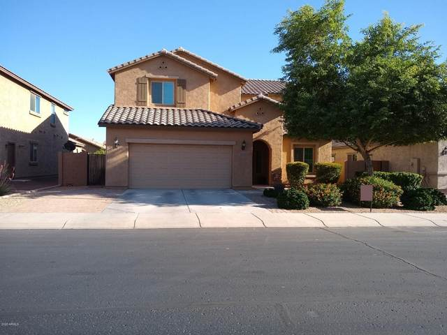 10901 E Shepperd Avenue, Mesa, AZ 85212 (MLS #6098112) :: Nate Martinez Team