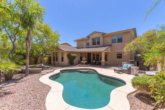 20548 W Crescent Drive, Buckeye, AZ 85396 (MLS #6098118) :: The AZ Performance PLUS+ Team