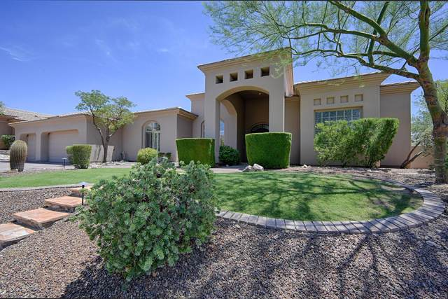 12041 E Laurel Lane, Scottsdale, AZ 85259 (MLS #6098127) :: The Bill and Cindy Flowers Team