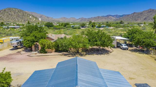 22870 W Sunset Lane, Congress, AZ 85332 (MLS #6098129) :: Riddle Realty Group - Keller Williams Arizona Realty