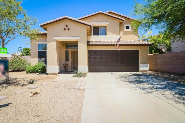 15836 W Navajo Circle, Goodyear, AZ 85338 (MLS #6098149) :: Devor Real Estate Associates