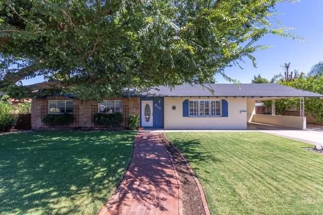 916 E 8TH Street, Mesa, AZ 85203 (MLS #6098160) :: Yost Realty Group at RE/MAX Casa Grande